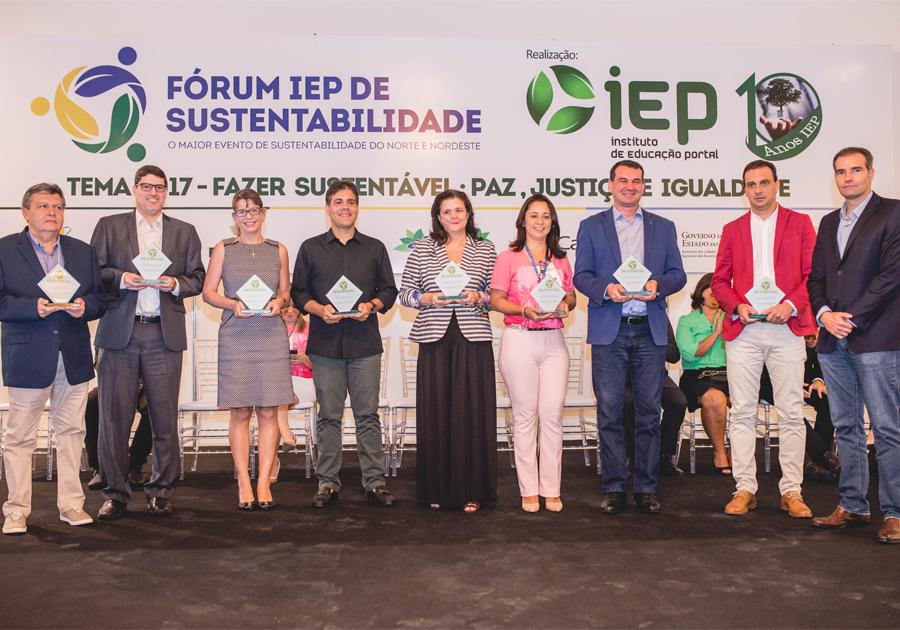 Fortaleza recebe a 10ª edição do Forúm IEP de Sustentabilidade | Vem ver!