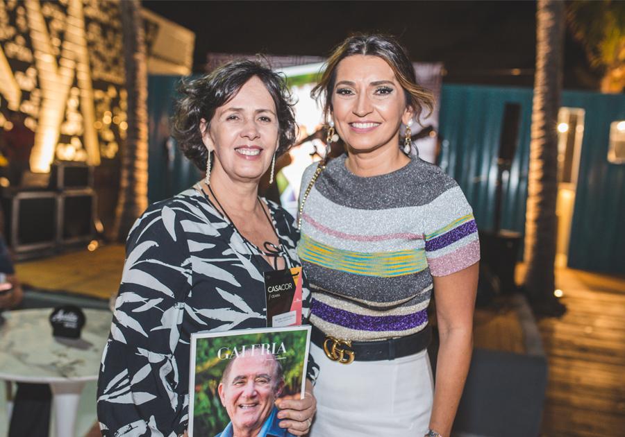 6ª Revista GALERIA é lançada em clima de alegria e leveza na CASACOR Ceará | Vem ver!