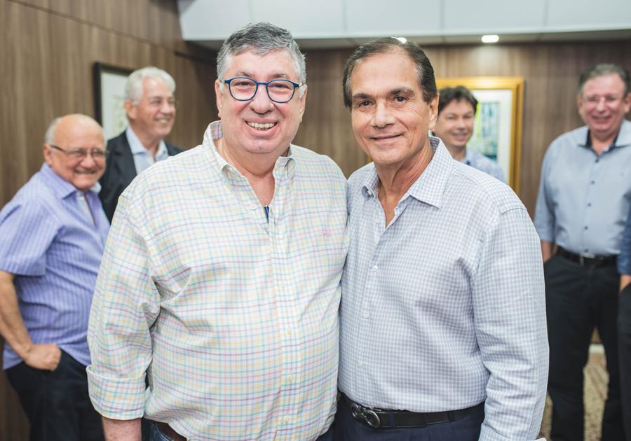 Ceará 2050 | Maia Júnior apresenta plano em reunião de diretoria da FIEC