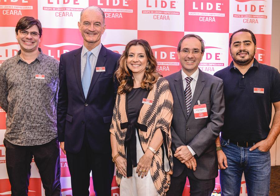 Inovação é tema de seminário do LIDE Ceará no Gran Marquise   Vem ver!