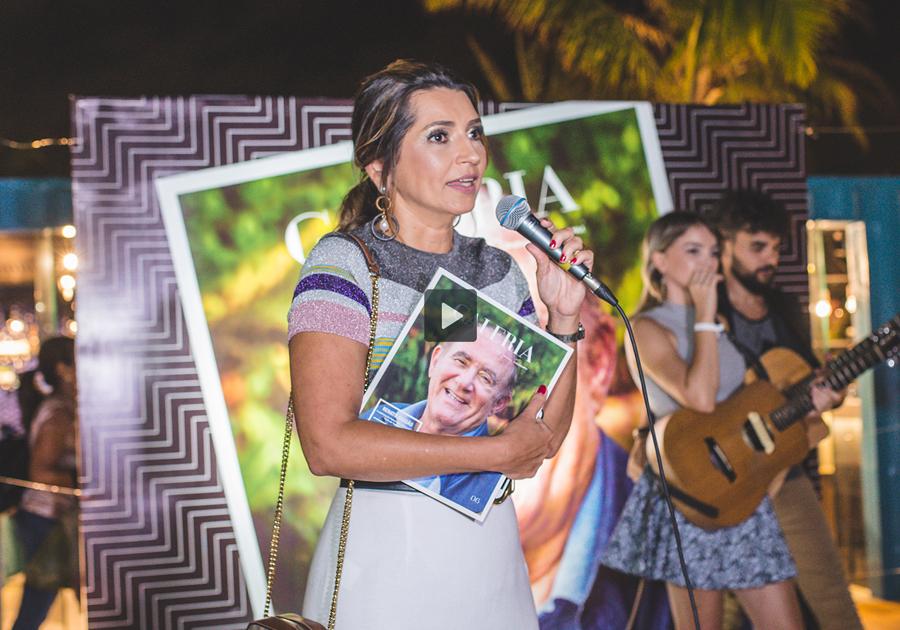 Os highlights da noite que lançou a 6ª edição da Revista GALERIA | Play!