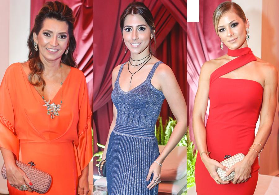 O que as convidadas vestiram no Sereia de Ouro | GALERIA tem os cliques!