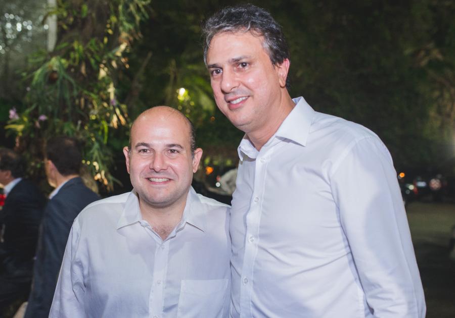 "#NEWS | Prefeito Roberto Cláudio e Governador Camilo Santana anunciam projeto ""Juntos por Fortaleza"""