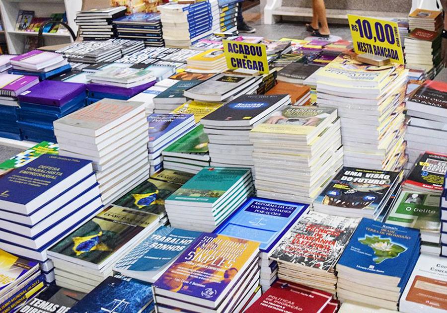 Shopping Benfica sedia 2ª Festa Literária de Escritores Cearenses | Programe-se!