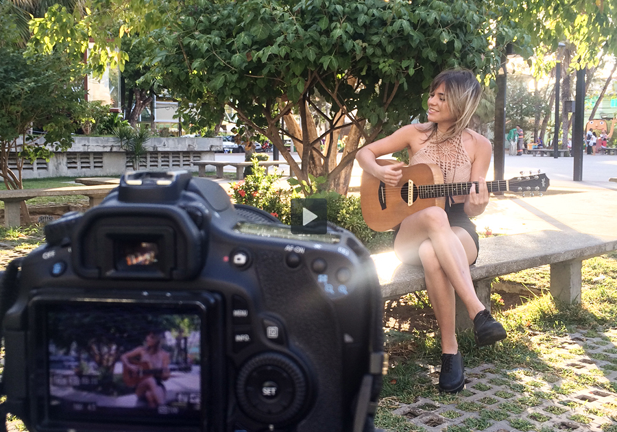 #GALERIASessions com a voz encatadora de Camila Marieta