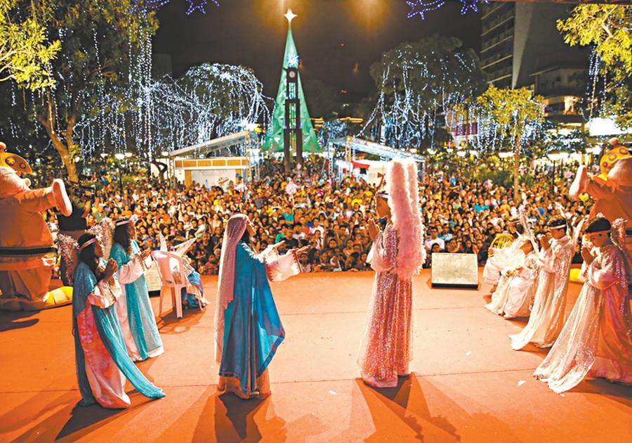 De olho na chaminé   Descubra as chegadas especiais do Papai Noel em Fortaleza