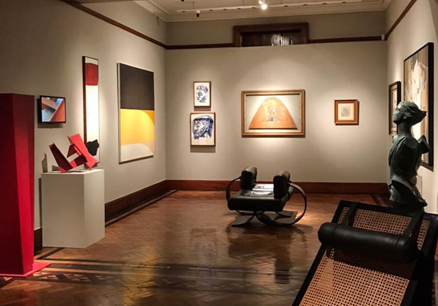 Pinakotheke Cultural recebe obras inéditas de Oscar Niemeyer   Saiba mais!
