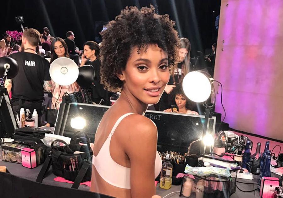 A baiana Samile Bermannelli é a nova brasileira a integrar o Victoria's Secret Fashion Show!