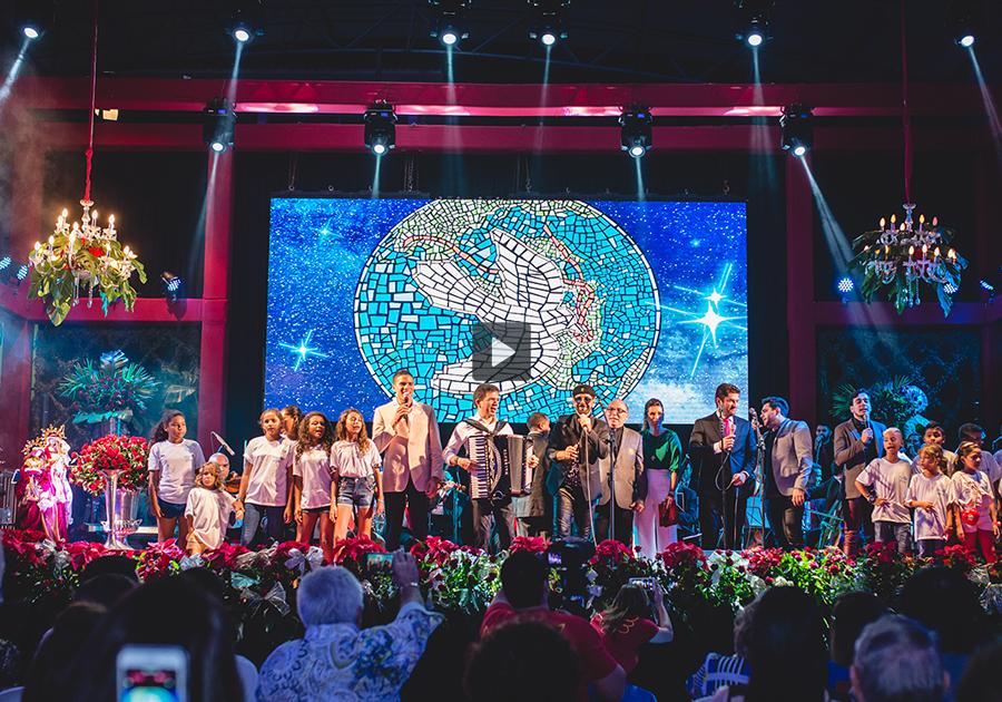 Concerto Anjos do Natal   Os highlights da noite marcada pela solidariedade
