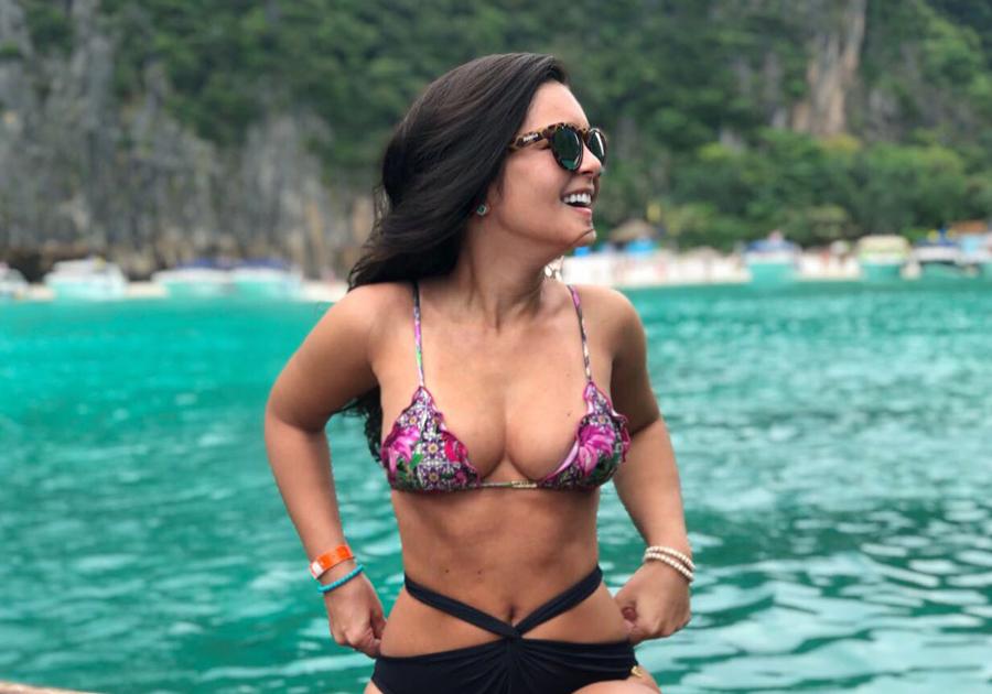 Cores e sabores | A viagem surpreendente de Lili Monteiro pela Tailândia