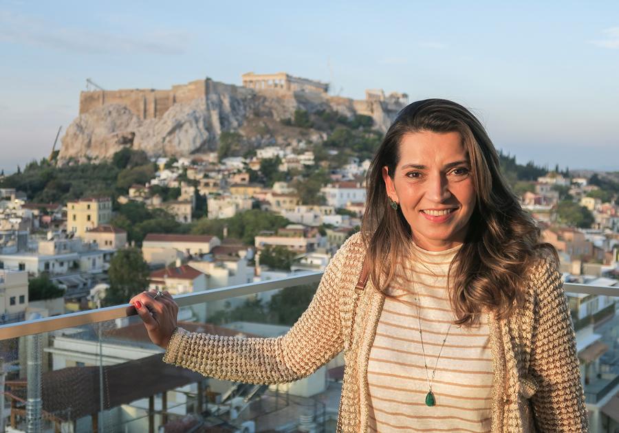 #ToqueMT | Electra Hotel, uma experiência apoteótica em Atenas