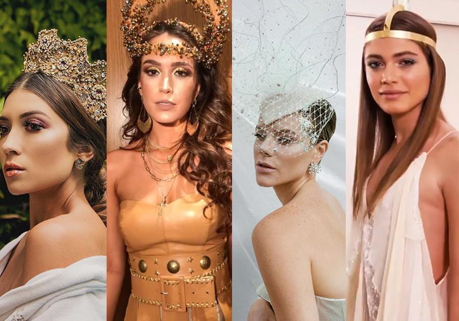 Brilho cearense invadiu o Baile da Vogue 2018 | Confira os looks