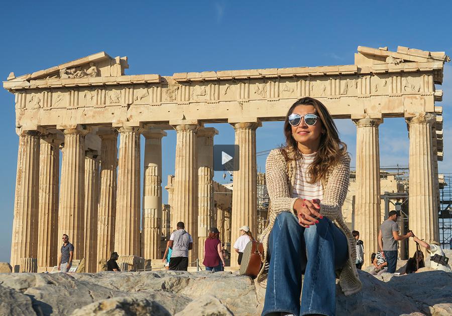 Um tour por Atenas, centro cultural e intelectual da Grécia