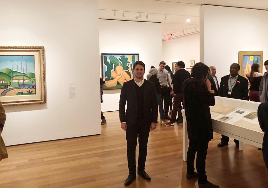 Tarsila do Amaral ganha expo no MoMA, em NY   Cearenses estão por lá!