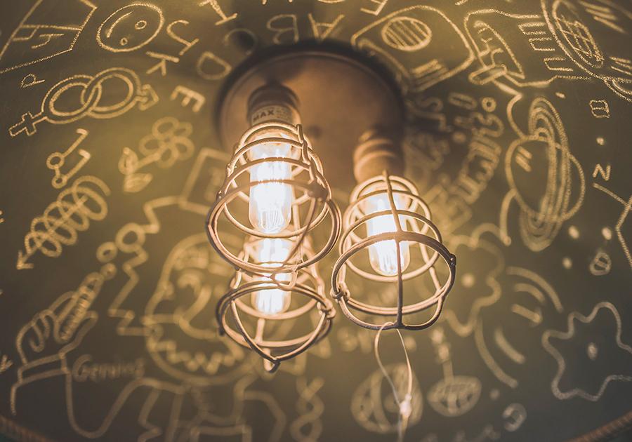 Perfect Places | Peças de iluminação que merecem ser o centro das atenções
