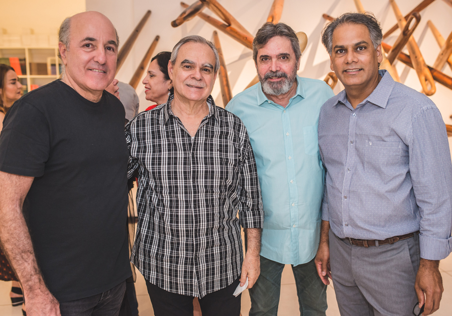 """Jaildo Marinho expõe mostra """"Origens"""" na Galeria Multiarte"""