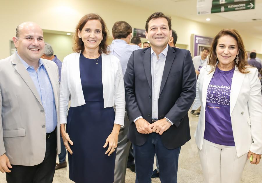 Troca de experiências | Prefeitura promove seminário sobre inovações em políticas públicas