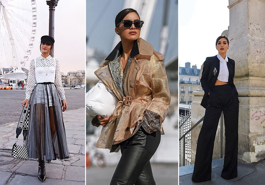 Luxurious | Camila Coelho arrasa no circuito de moda parisiense