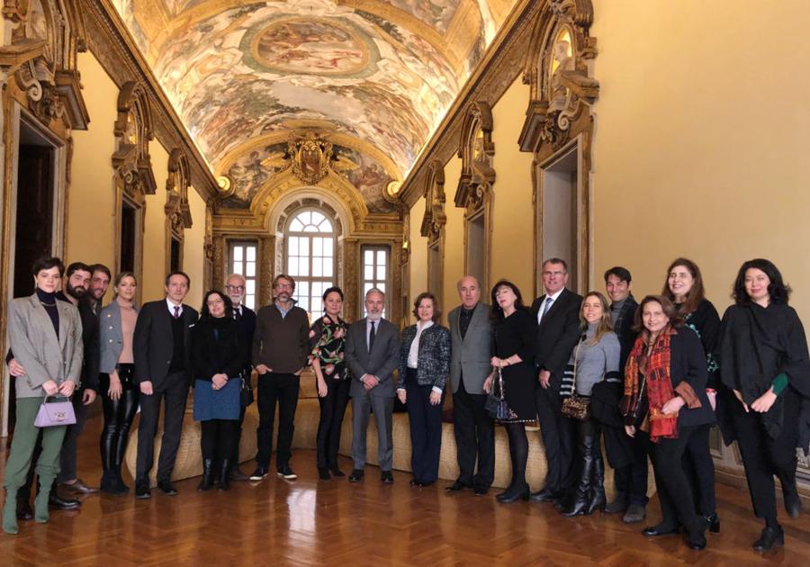 A Arte Brasileira invade a capital italiana | Fundação Edson Queiroz inaugura expo em Roma