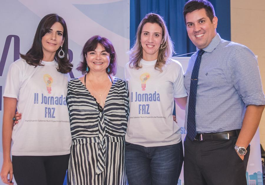 II Jornada FAZ movimenta o RioMar Kennedy com conscientização sobre o Autismo