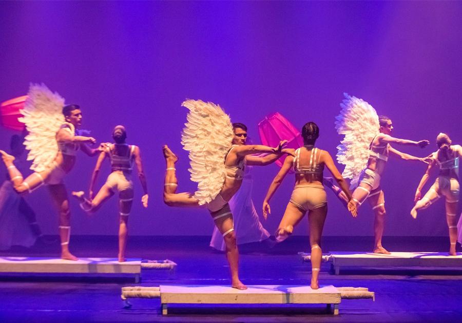 Edisca se apresenta na 2ª Edição do Festival de Dança do RioMar Kennedy