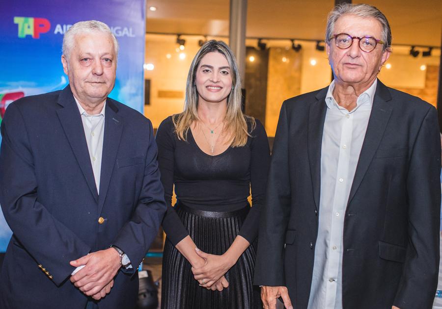 Secretaria de Turismo e TAP celebram 20 anos dos voos que ligam Lisboa a Fortaleza