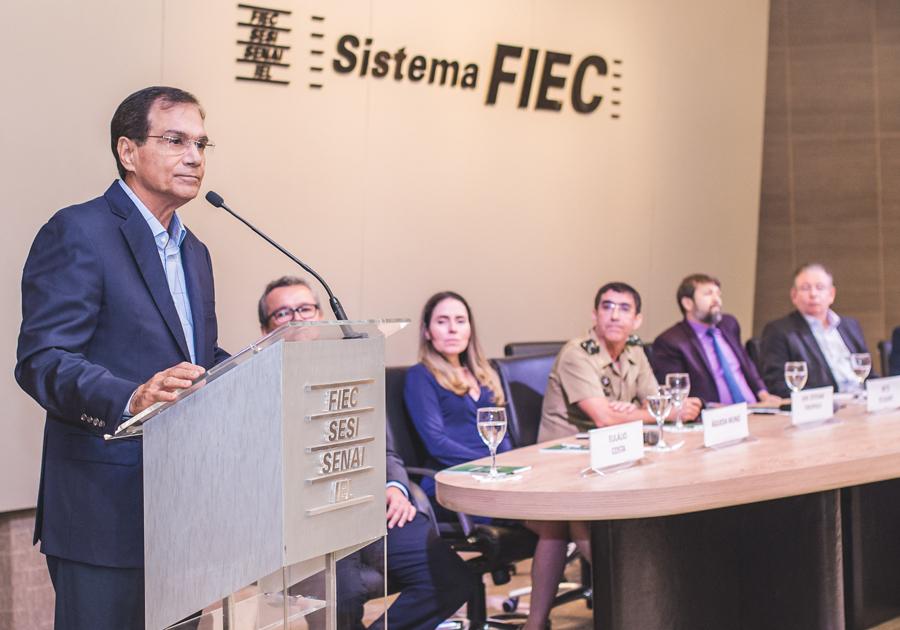 Amanhã   Código da Cidade é tema de reunião de diretoria da FIEC