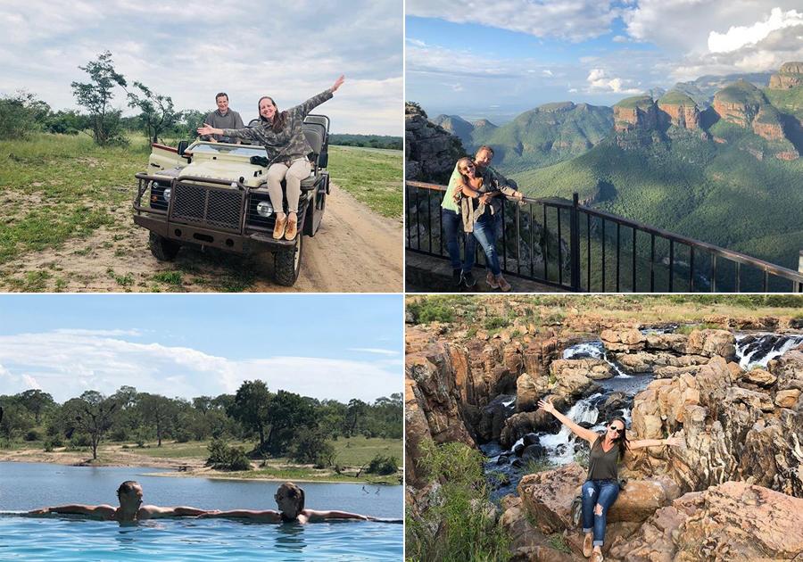 Para ficar na memória | Denise Pinheiro se deslumbra com a África do Sul