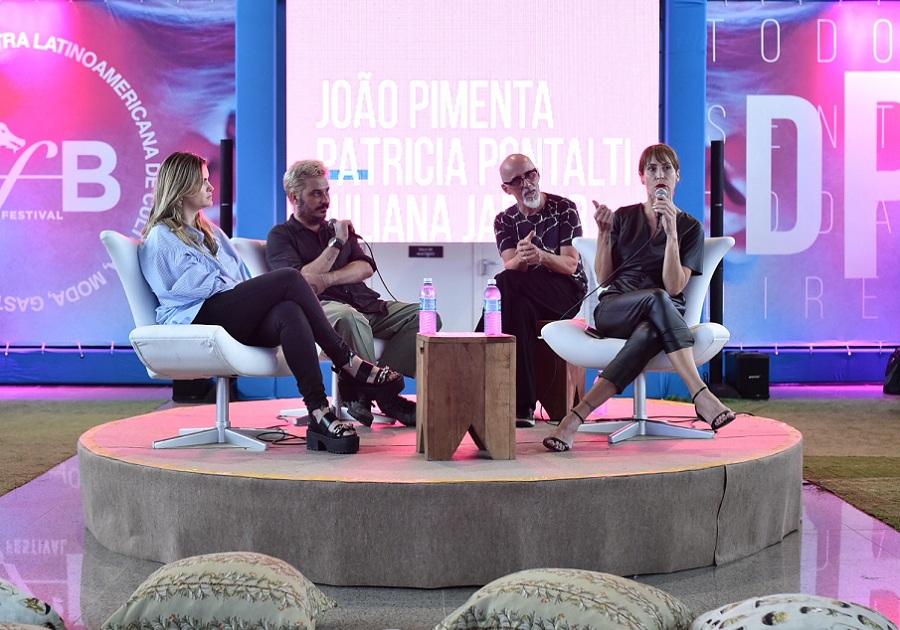 Dragão Pensando Moda: João Pimenta, Juliana Jabour e Patrícia Pontalti falam sobre a imagem da moda na atualidade