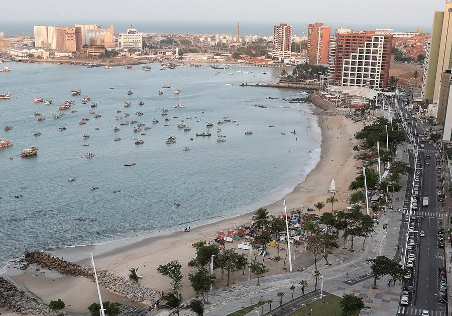 Fortaleza é o 6º destino mais buscado para o feriado  de Corpus Christi