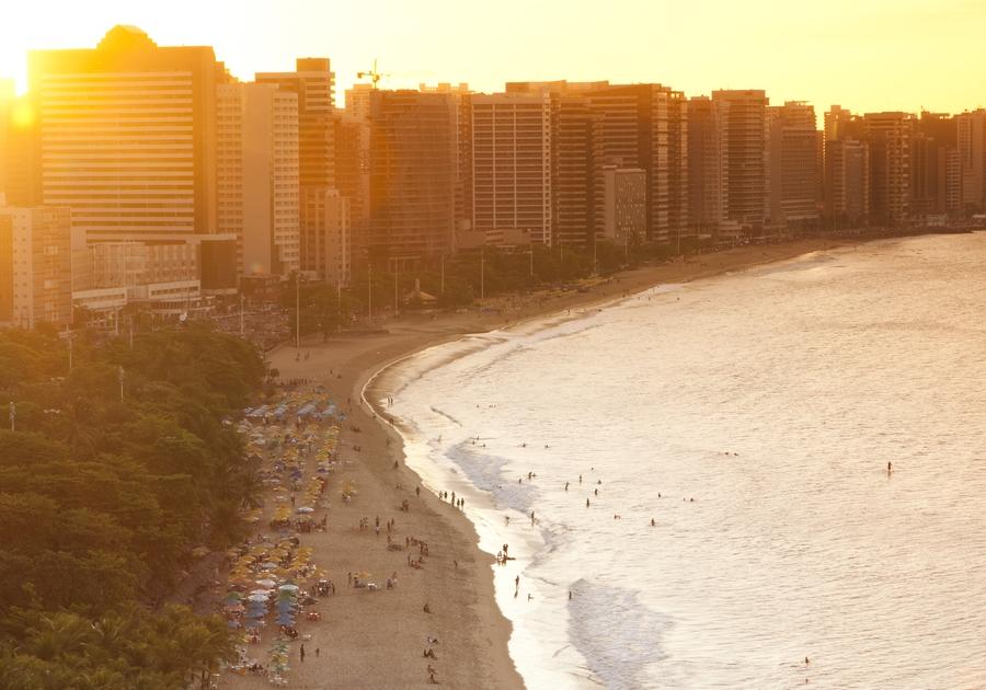50 mil turistas são esperados no feriadão em Fortaleza