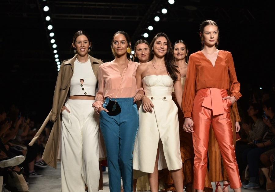 Mila Menezes conta sua trajetória até criar sua própria marca, Tanden, e fala de sua relação com o Ceará