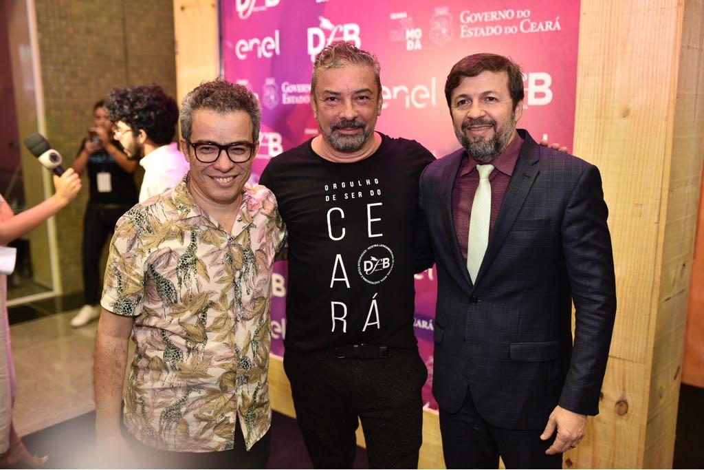 """""""O DFB Festival representa o talento e a força do Ceará"""", diz Cláudio Silveira em abertura de evento"""