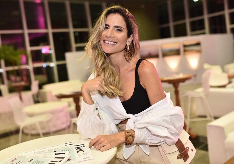 """""""Não importa o lugar que você esteja, o que importa é encontrar o paraíso dentro de você"""", diz Paula Villas-Boas, da Bikiny Society"""