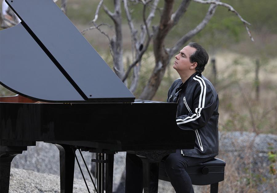 Ricardo Bacelar é presença confirmada no Festival Internacional de Piano Solo, em BH