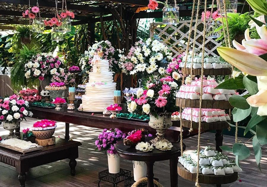 Decoradora cearense aponta cinco tendências em decoração para casamento