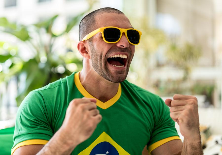 Que tal assistir aos jogos do Brasil na Copa no Shopping Benfica? Veja a programação