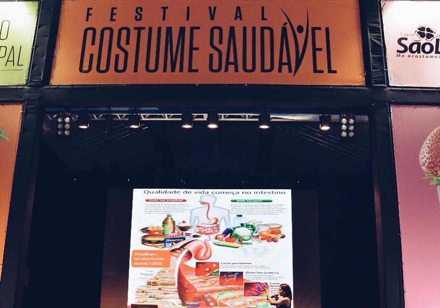 Mercadinhos São Luiz e Sebrae lançam Festival Costume Saudável para microempreendedores em evento gratuito