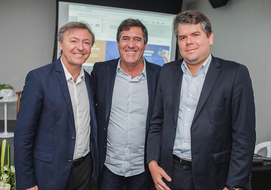 Em encontro, Maurício Filizola e Luiz Gastão Bittencourt celebram 70 anos da Fecomércio