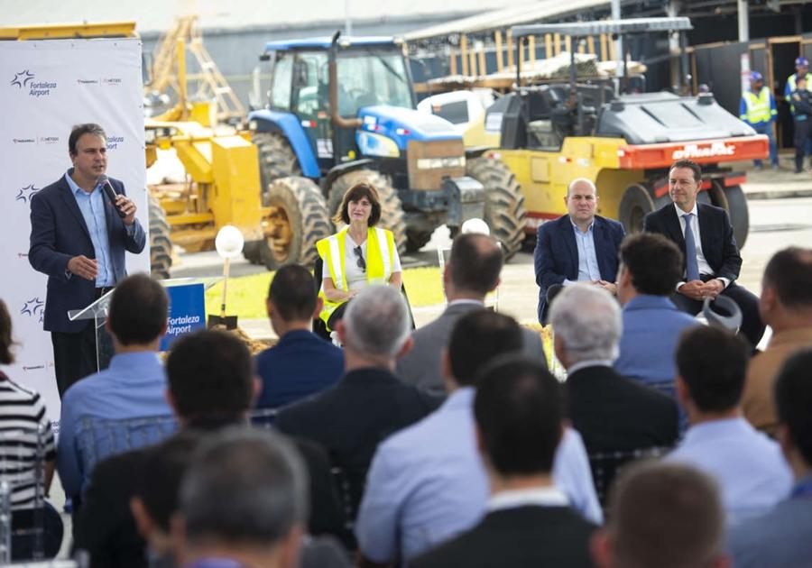 Obras de expansão do Aeroporto Internacional Pinto Martins começam nesta terça-feira (19)