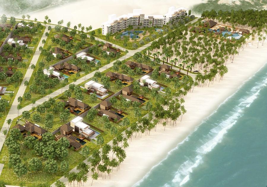 Grupo internacional lança novo resort de luxo no Ceará