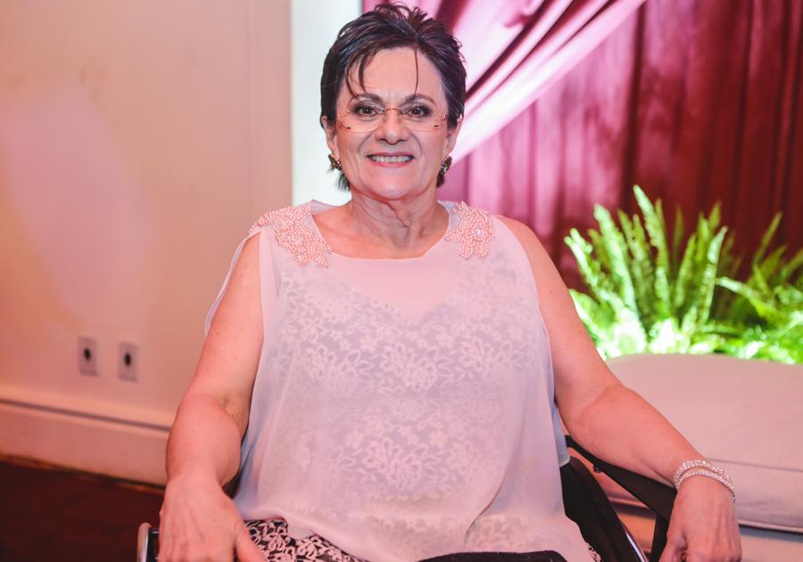 Maria da Penha celebra 12 anos de lei de combate à violência doméstica