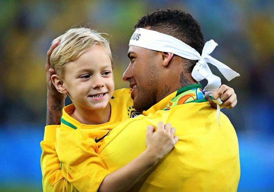 Veja detalhes do aniversário de Davi Lucca, filho de Neymar e Carol Dantas