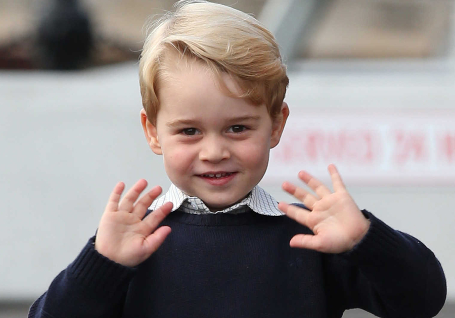 Casa da Moeda britânica lança moeda especial para celebrar aniversário do Príncipe George