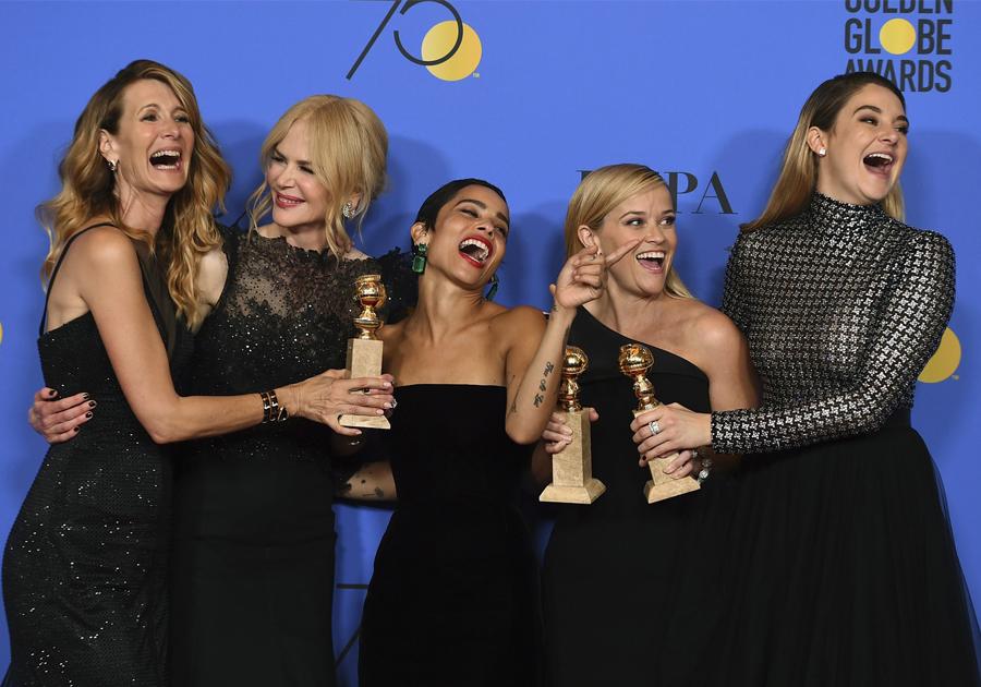 Divulgada a data da cerimônia de entrega do Globo de Ouro 2019
