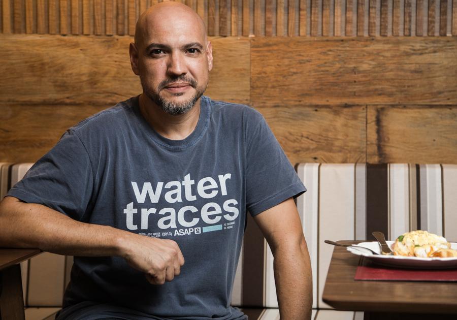 Entrevistamos Rafael Sudatti, chef que assina o menu do inédito Café 50; leia