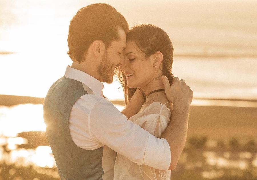 Casamento no Ceará: Camila Queiroz e Klebber Toledo não querem receber presentes dos convidados