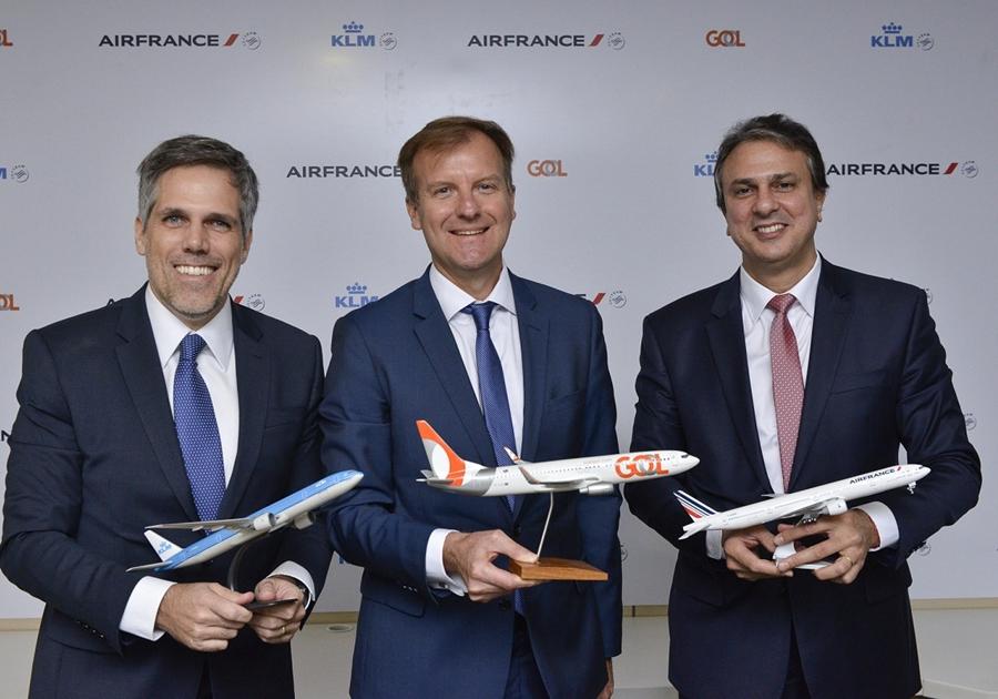 Fortaleza terá voos diários para a Europa no ano que vem