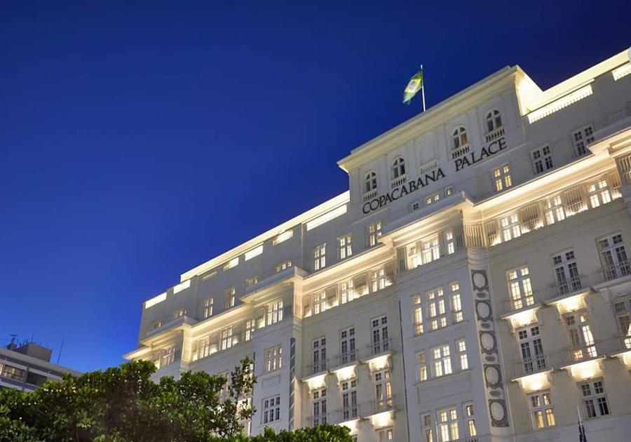 Hotel Copacabana Palace celebra 95 anos nesta segunda-feira (13); saiba curiosidades