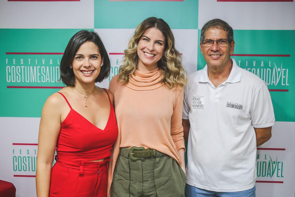 Rita Lobo é o destaque do primeiro dia do Festival Costume Saudável